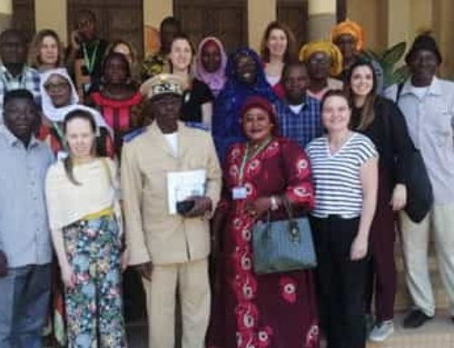Working together to end Child Marriage in Mali